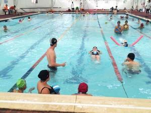 escuela de natacion bogota
