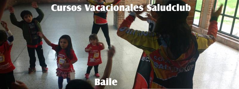 Fotos vacacional saludclub baile